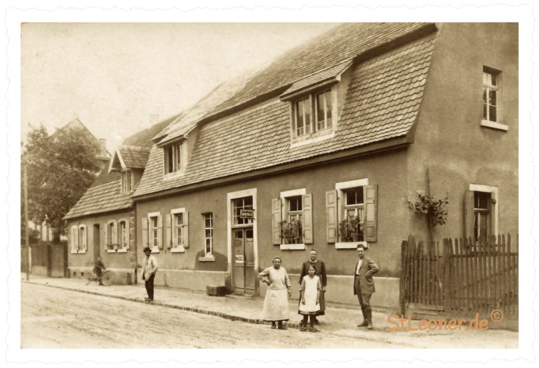 Elternhaus des Schusters Karl Heger, Marktstr. 95